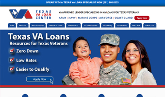 Texas VA Loan Center