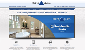 Glass Repair Jonesboro AR